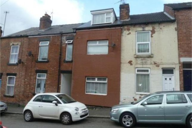 Thumbnail Terraced house to rent in Ellerton Road, Sheffield