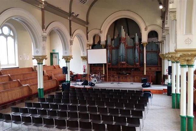 Thumbnail Commercial property to let in Congregational Church, Castle Gate, Nottingham
