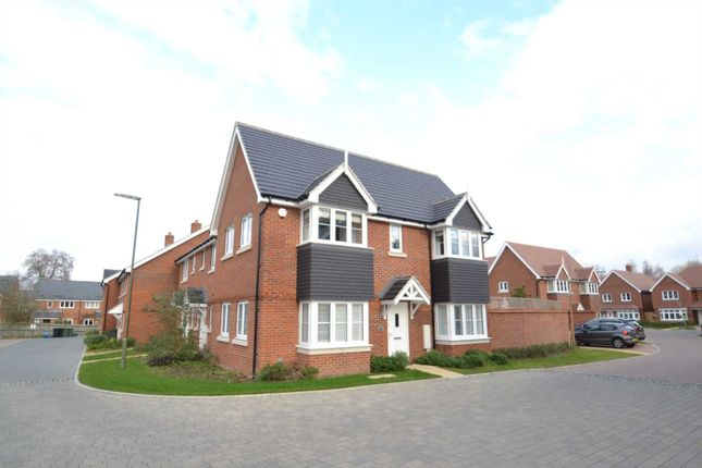 Thumbnail Detached house to rent in Ethel Bailey Close, Epsom