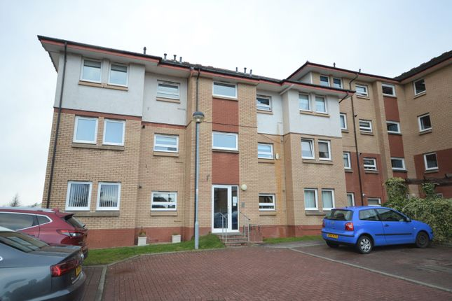 Thumbnail Flat for sale in Guthrie Court, Motherwell