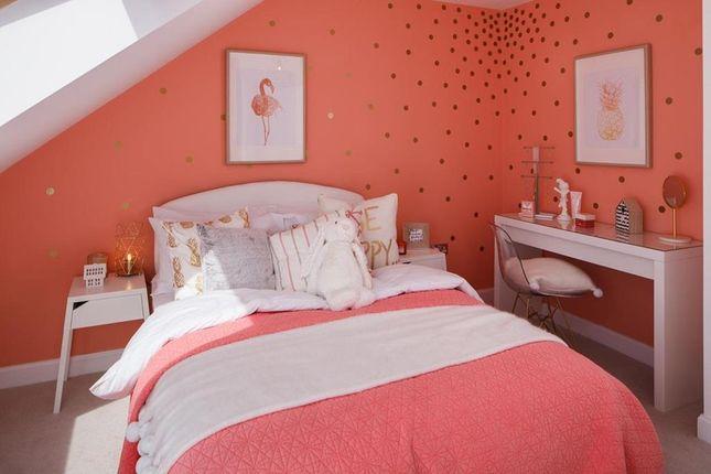 """Bedroom 2 of """"Kingsville"""" at Woodcock Square, Mickleover, Derby DE3"""