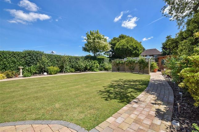 Thumbnail Detached bungalow for sale in Frobisher Way, Rustington, West Sussex
