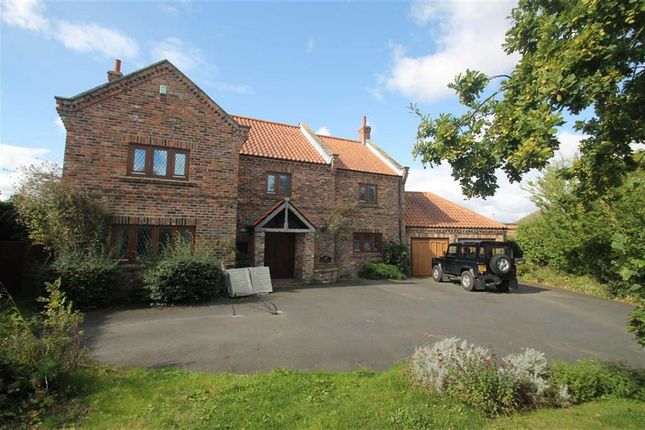Thumbnail Detached house for sale in Station Road, Cattal, North Yorkshire