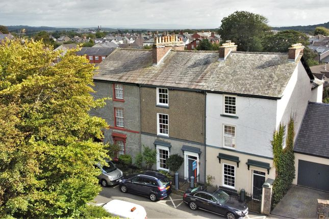 Thumbnail Terraced house for sale in Church Walk, Ulverston