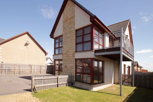 Thumbnail Property for sale in 9 Leonach Crescent, Elgin