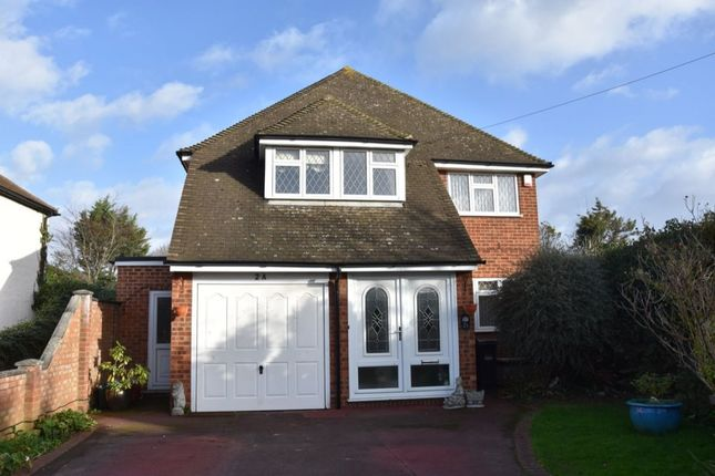 Thumbnail Detached house for sale in Shakespeare Way, Feltham