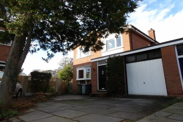 Thumbnail Property to rent in Lindow Fold Drive, Wilmslow
