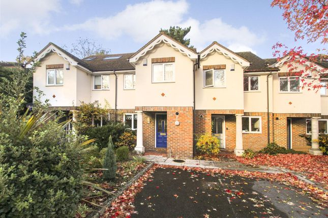 Thumbnail Terraced house for sale in Marcus Court, Heathside Road, Woking