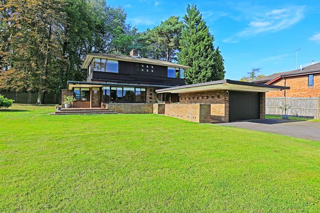 Thumbnail Detached house for sale in Lovelace Avenue, Solihull