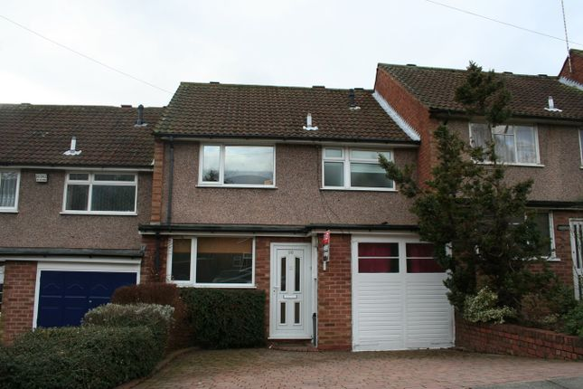 Thumbnail Terraced house to rent in St Denis Road, Birmingham