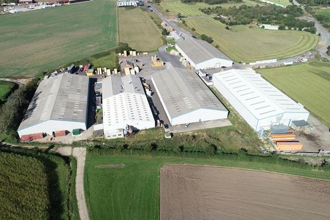 Thumbnail Commercial property for sale in Breighton Distribution Centre, Howden, East Yorkshire