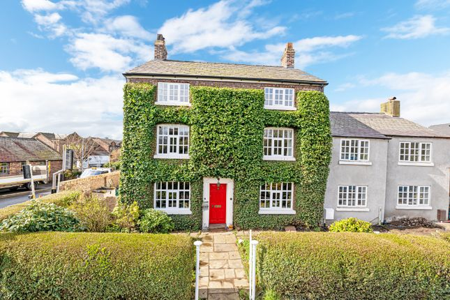 Thumbnail Semi-detached house for sale in Roadside Farm, London Road, Stretton, Warrington, Cheshire