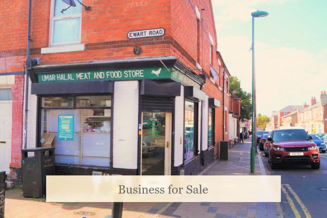 Retail premises for sale in Berridge Road, Nottingham