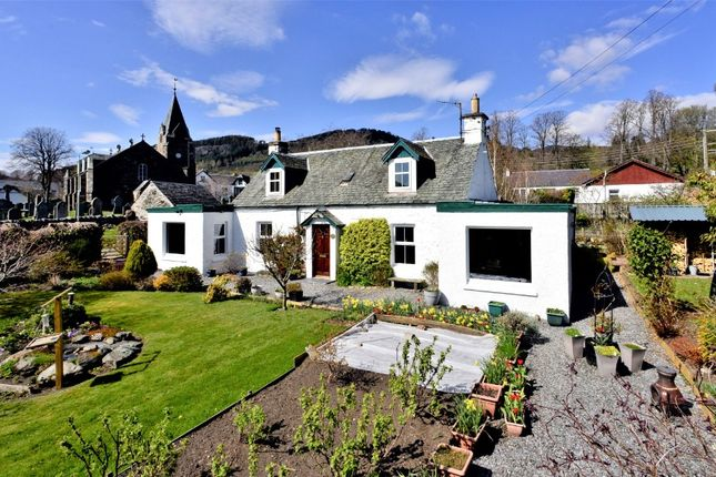 Thumbnail Detached house for sale in Moulin Square, Pitlochry, Perthshire