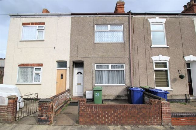 3 bed terraced house for sale in Weelsby Street, Grimsby DN32