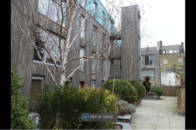External ! of Blueprint Apartments, Balham SW12