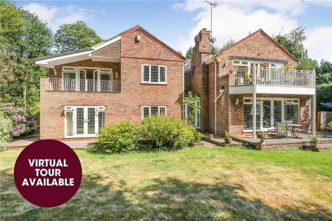 Thumbnail Detached house for sale in Applecross, Four Oaks, Sutton Coldfield
