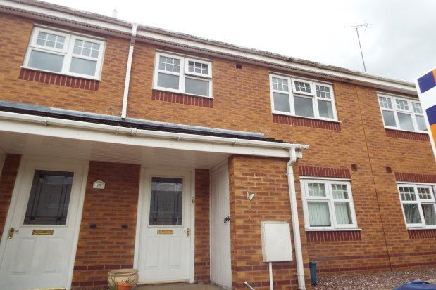 1 bed flat to rent in York Close, Rugeley WS15