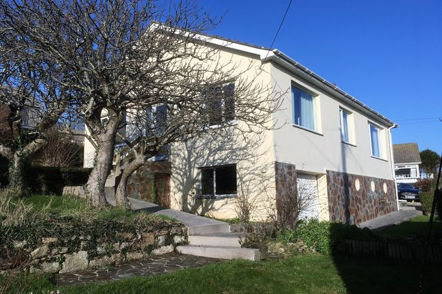 3 bed detached house for sale in The Parade, Mousehole, Penzance