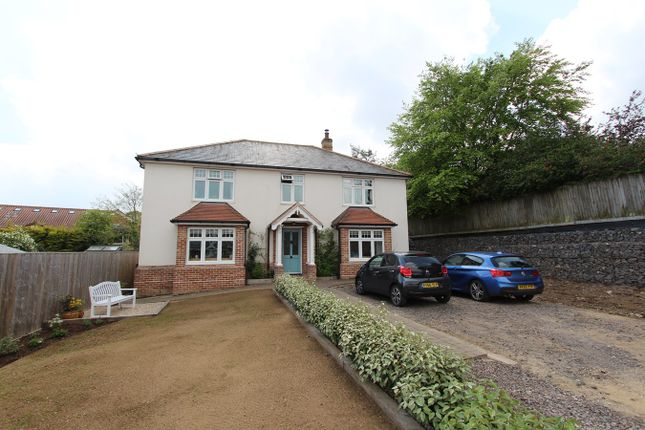Thumbnail Detached house for sale in Lushington Road, Manningtree