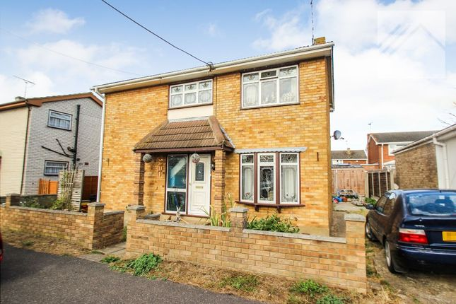 Thumbnail Detached house for sale in Northfalls Road, Canvey Island