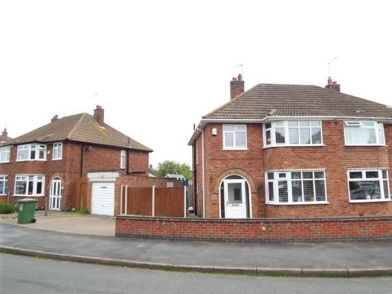 Front Views of Armson Avenue, Kirby Muxloe, Leicester, Leicestershire LE9
