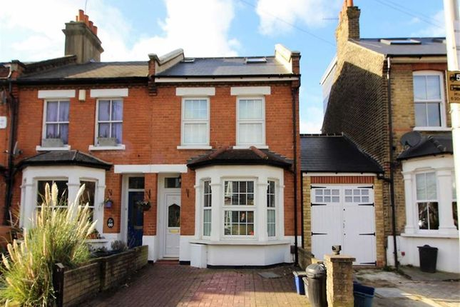Thumbnail Terraced house to rent in Carnarvon Road, London