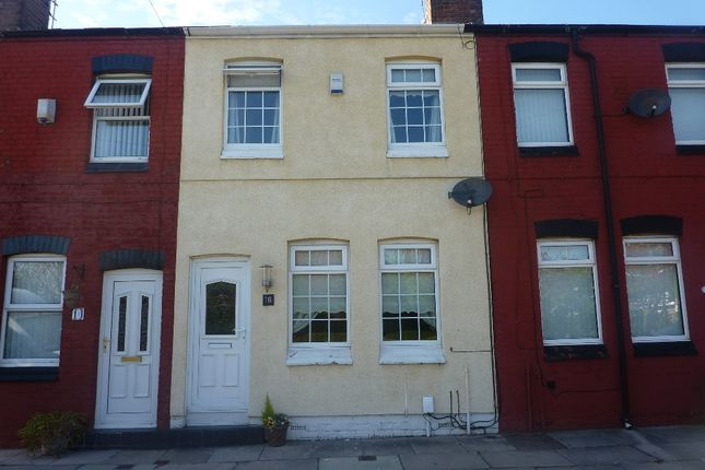 Thumbnail Terraced house for sale in Hermitage Grove, Bootle