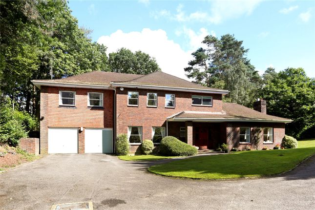 Thumbnail Detached house for sale in Broomrigg Road, Fleet, Hampshire