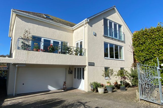 6 bed detached house for sale in Rock Road, Penzance TR18