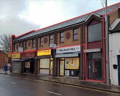 Thumbnail Office to let in First Floor, Conway Buildings, South Street, Newtownards, County Down