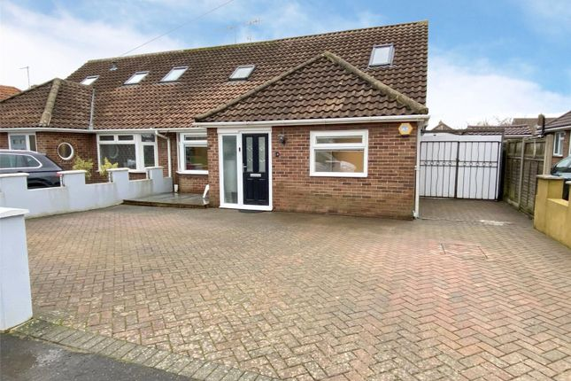 4 bed semi-detached house for sale in Bowness Avenue, Sompting, West Sussex BN15