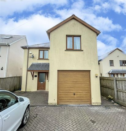 Detached house for sale in Wooden, Saundersfoot