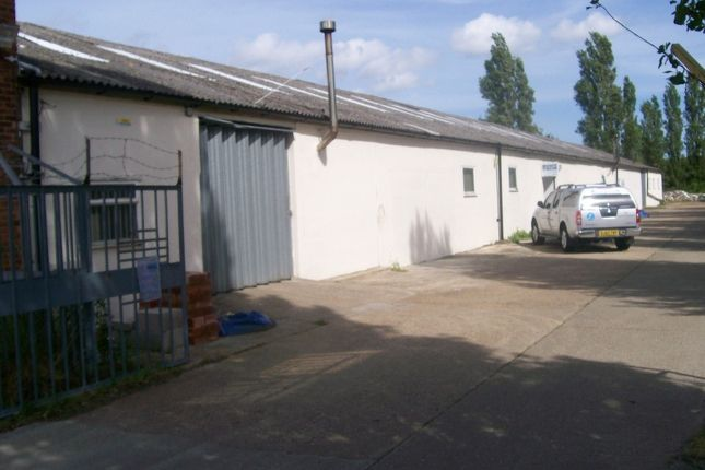 Thumbnail Light industrial to let in Tyler Way, Whistable