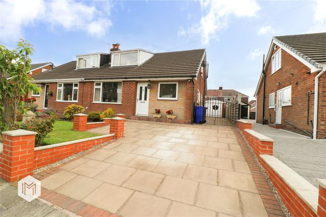 3 bed bungalow for sale in Waverley Road, Worsley, Manchester M28