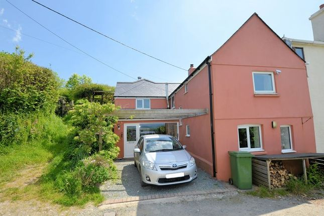 Thumbnail Semi-detached house for sale in The Village, Milton Abbot, Tavistock