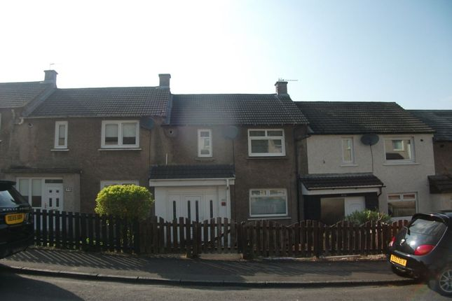 Thumbnail Terraced house to rent in Buchan Street, Wishaw