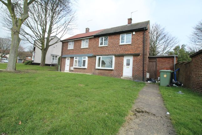 Thumbnail Semi-detached house to rent in Edenhill Road, Peterlee