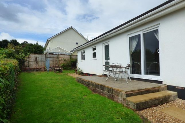 Thumbnail Bungalow for sale in Peter Street, Bradninch, Exeter