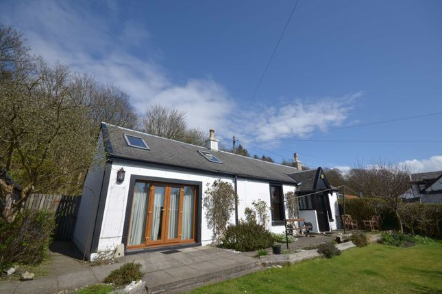 Thumbnail Bungalow for sale in Woodbine Cottage Strone, Dunoon