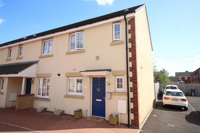 Thumbnail Terraced house for sale in Parc Panteg, Griffithstown, Pontypool