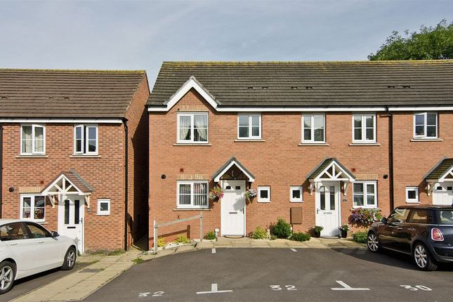 Thumbnail Property for sale in Levett Grange, Rugeley