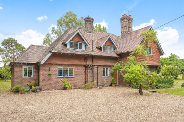 Thumbnail Detached house for sale in Bashurst Hill, Itchingfield, Horsham