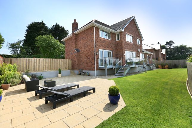 Thumbnail Detached house for sale in Coltness Road, Plymstock, Plymouth