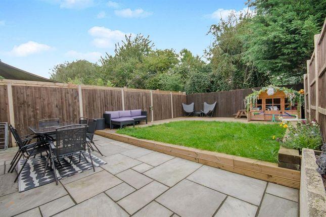 Garden of Ashcombe Crescent, Warmley, Bristol BS30
