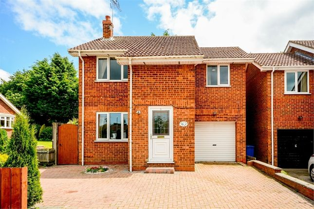 Thumbnail Detached house for sale in Southfield Close, Wetwang, Driffield, East Riding Of Yorkshire