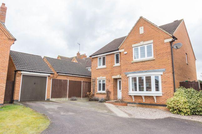 Thumbnail Detached house for sale in Presland Way, Irthlingborough, Wellingborough