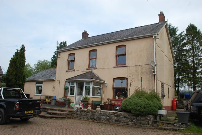 Thumbnail Detached house for sale in Capel Hendre, Ammanford