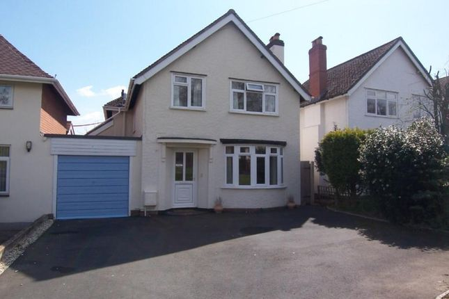 Thumbnail Link-detached house for sale in Fayre Oaks Green, Hereford