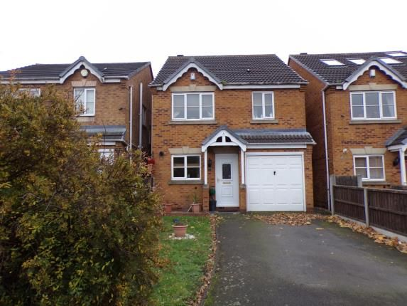 Thumbnail Detached house for sale in Gunter Road, Pype Hayes, Birmingham, West Midlands